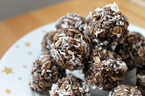 Swedish Chokladbollar