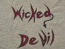 Wicked Devil Shirt