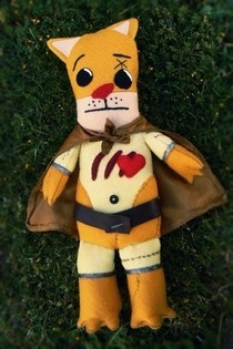 Catman Plush