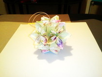 Kusudama Flower Bomb