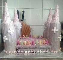 Castle Cake