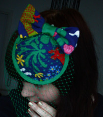 Woodland Fascinator