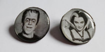 Munster Earrings