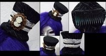 Victorian Mini Hat