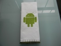 Android Dish Towel