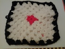 Holiday Granny Square