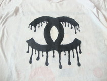 Diy Chanel T Shirt 