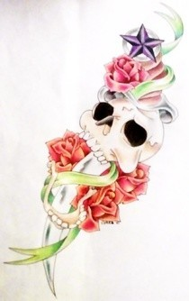 Skull And Dagger
