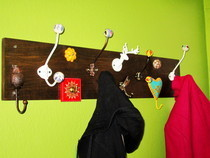 Awesome Coat Rack