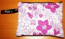 Vintage Make Up Bag