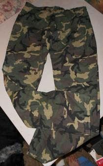 Camo Lounge Pants For Him