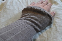 Arm Warmers Out Of Socks