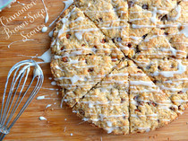Cinnamon Brown Sugar Scones