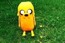 Adventure Time Jake Plush