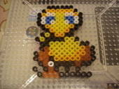 Boko (Final Fantasy) Perler Creation