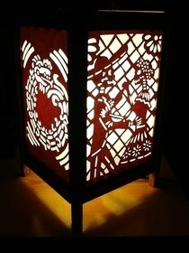 Papel Picado Lamp