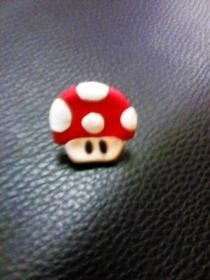 Mario Shroom Ring