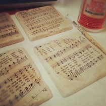 Hymn Coasters