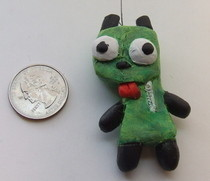 Gir Polymer Clay Ornament