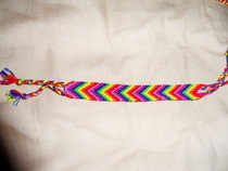 Rainbow Bracelet (Thick)