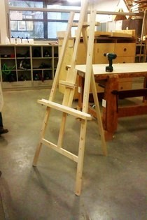 Easel