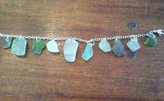 Seaglass Bracelet