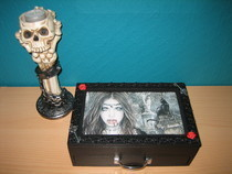 Gothic Jewelry Box