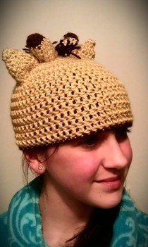 Giraffe Hat!
