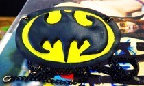 Batman Necklace