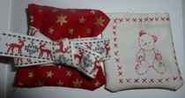 Christmas Jewellery Bags
