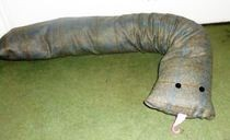 Syril The Snake Draft Excluder