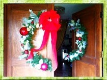 Mystical Magical Entry Wreath