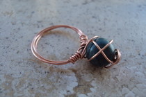 Simple Bead Ring
