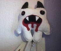Scary Monster Plushie