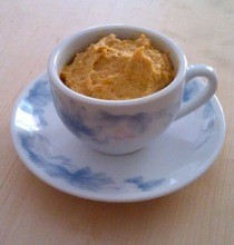 Quick Pumpkin Mousse