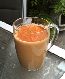 Summer Morning Soy Drink