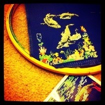 Dolphin Cross Stitching
