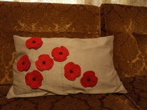 Poppy Scatter Cushion