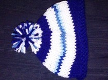 Newborn Knit Hat
