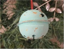Chalk Paint Shabby Ornaments