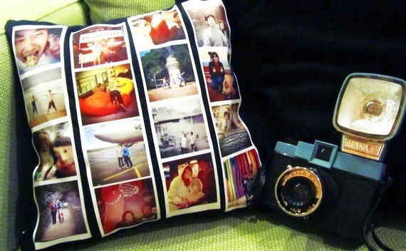 Photostrip Cushion