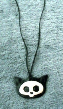Skelanimal Necklace