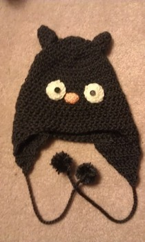 Owl Hat (Better)