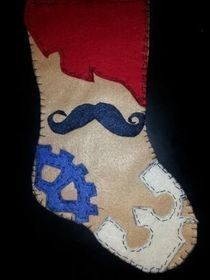 Felt Christmas Stocking