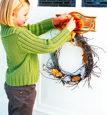 Twiggy Wreath