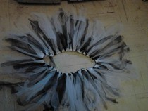 Tutu Skirt (No Sew)