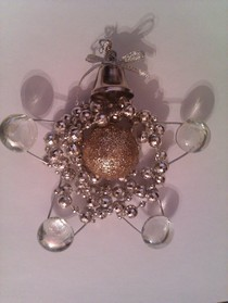 Xmas Star Ornament