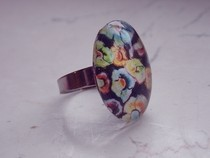 Improved Cabochon Picture Ring
