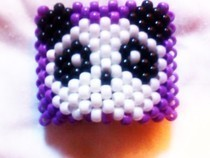 Panda Kandi Cuff
