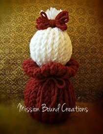 Loom Knit Doll